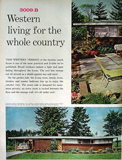 Better Homes & Gardens Idea Homes - 1960