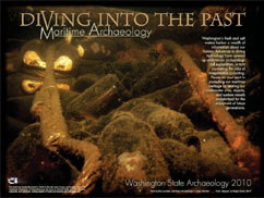 2010 Archaeological Month Poster