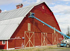Painting The Jackson Barn Se
