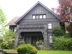 Charles Cobb House, Seattle - c.1905