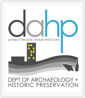Washington State Department of Archaeology & Historic Preservation (DAHP)