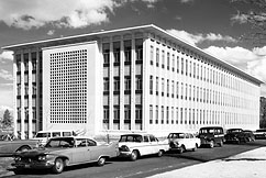 Employment Securities Building, Olympia - 1962