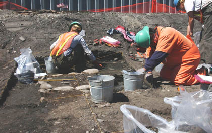 Archaeological Investigations - Port Angeles