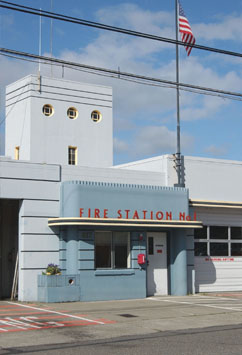 Fire Station No.1, Bremerton - 1937