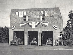 Fire Station, Port Angeles - 1931