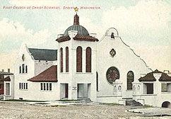 First Church Of Christ Scientist Spokane