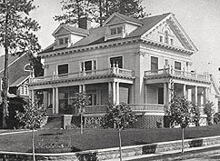 Fred Phair House, Spokane - 1908