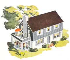 Home Decorator & Painting Guide, Sherwin & Williams Painting Co., 1950
