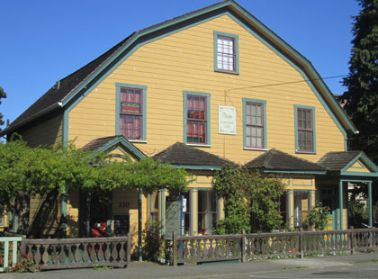 Hill Building, Port Townsend