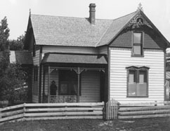 Keeby House, Whitman County