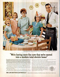 Medallion Home Advertisement, 1965