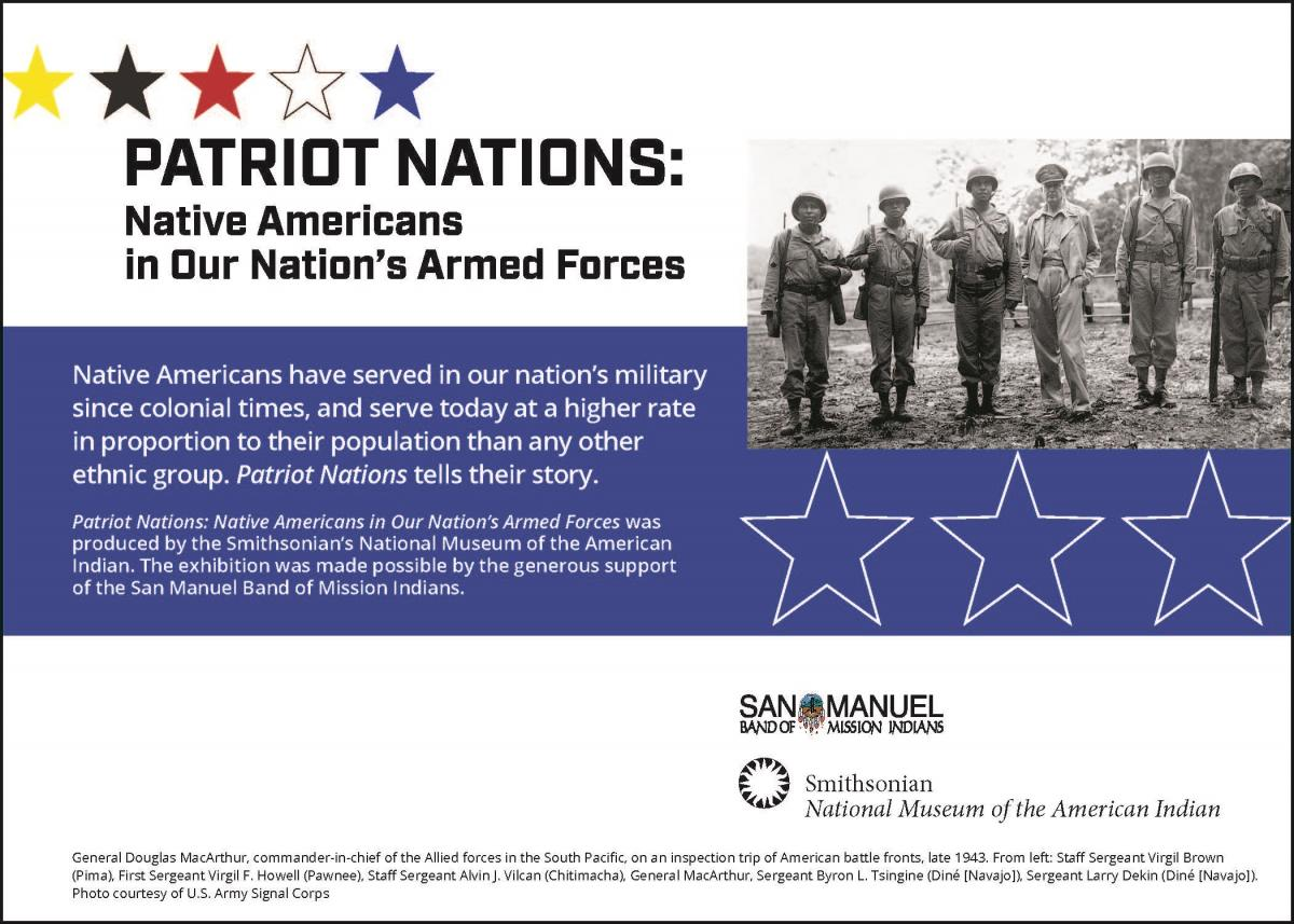 Patriot Nations Flyer