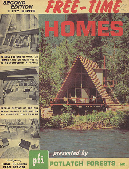 Home Building Plan Service - 1962