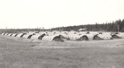 Quonset Hut Village, Naval Air Station Whidbey Island, c.1944