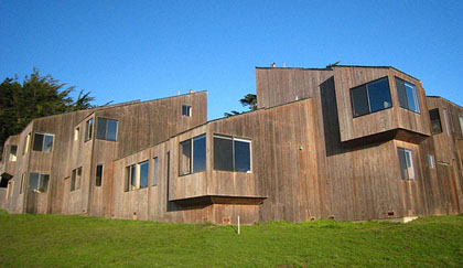Sea Ranch Condominium Complex, Sonoma, CA, 1965