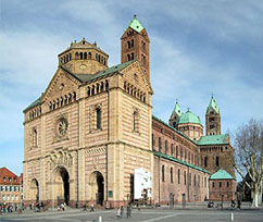 Speyer Catherdral, Speyer Germany