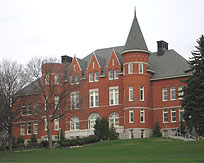 Thompson Hall, Pullman
