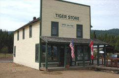 Tiger Store, near Ione - 1912