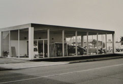 Volkswagen Dealership, Aberdeen - c. 1965