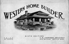 Western Home Builder Plan Book, 6th Edition