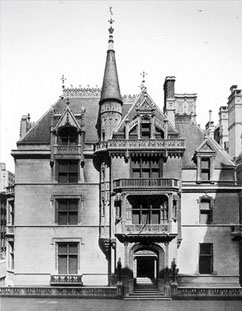 William K. Vanderbuilt Residence, New York, NY - 1883