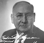 Frederick V. Lockman