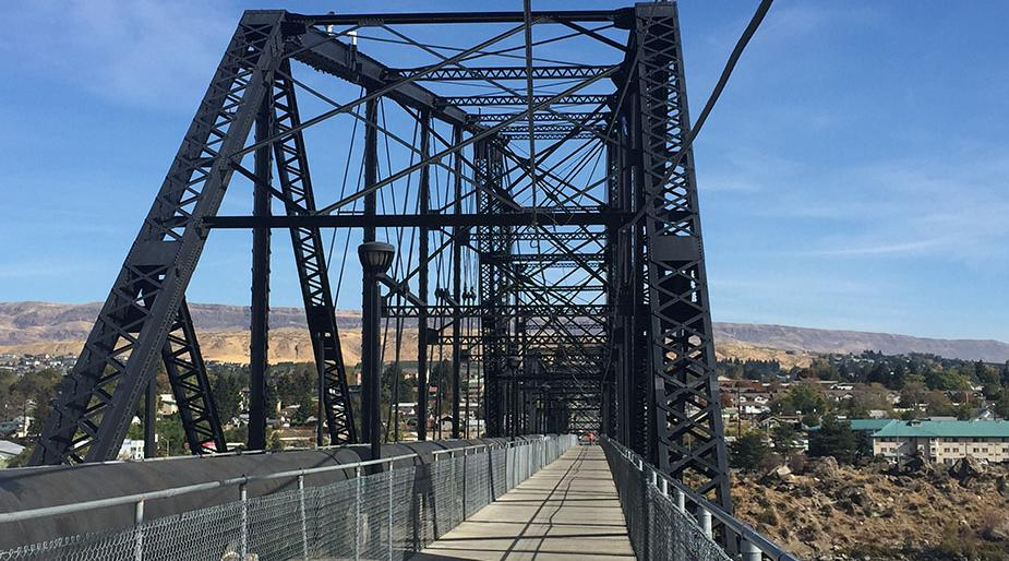 Iron Bridge, Wenatchee
