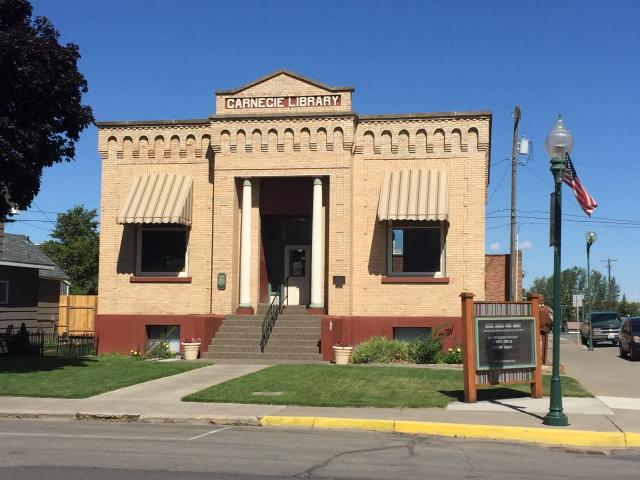 Carnegie Library, Ritzville