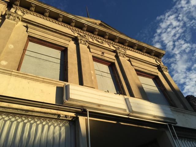Commercial Building, Ritzville
