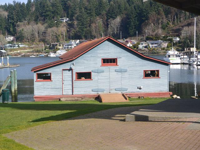 Net Shed, Gig Harbor