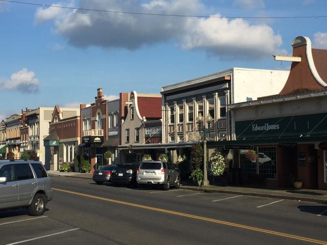 Downtown Lynden