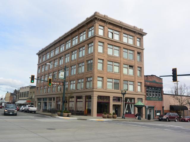 Hewitt Avenue Historic District, Everett