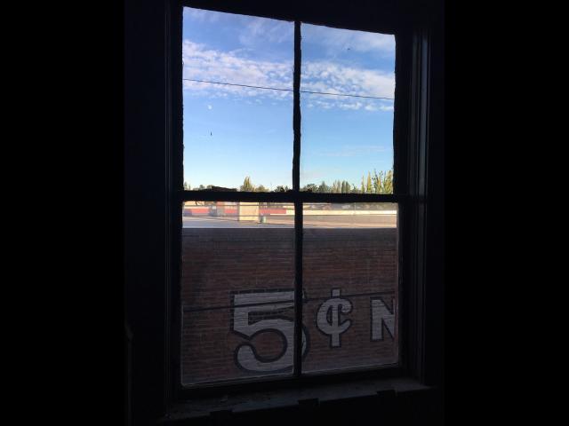 Window, Ritzville