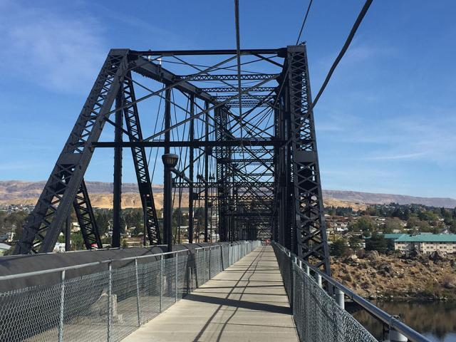 Iron Bridge, Wenatchee