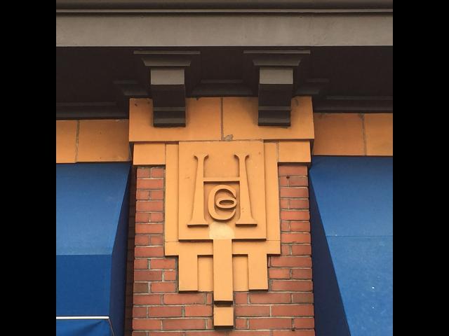 Building Detail, Spokane