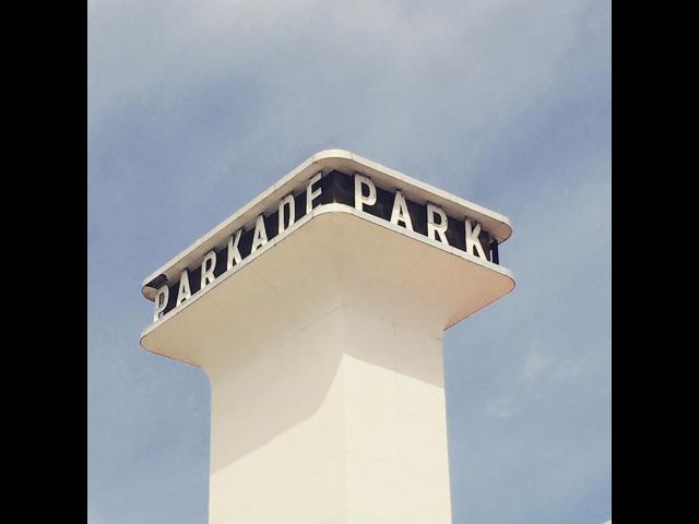 Parkade, Spokane