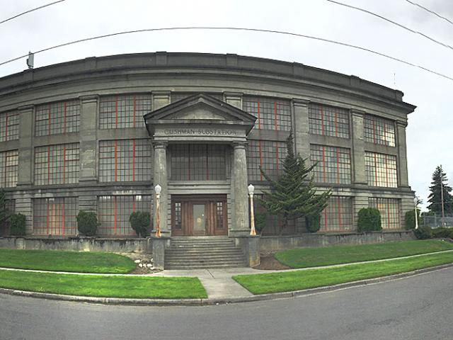 Cushman Substation, Tacoma