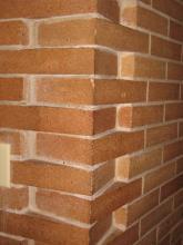Interior brick detail