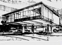 Architect's Rendering