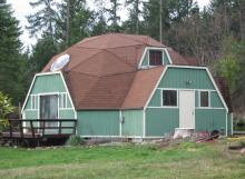 Learn more about Geodesic Dome